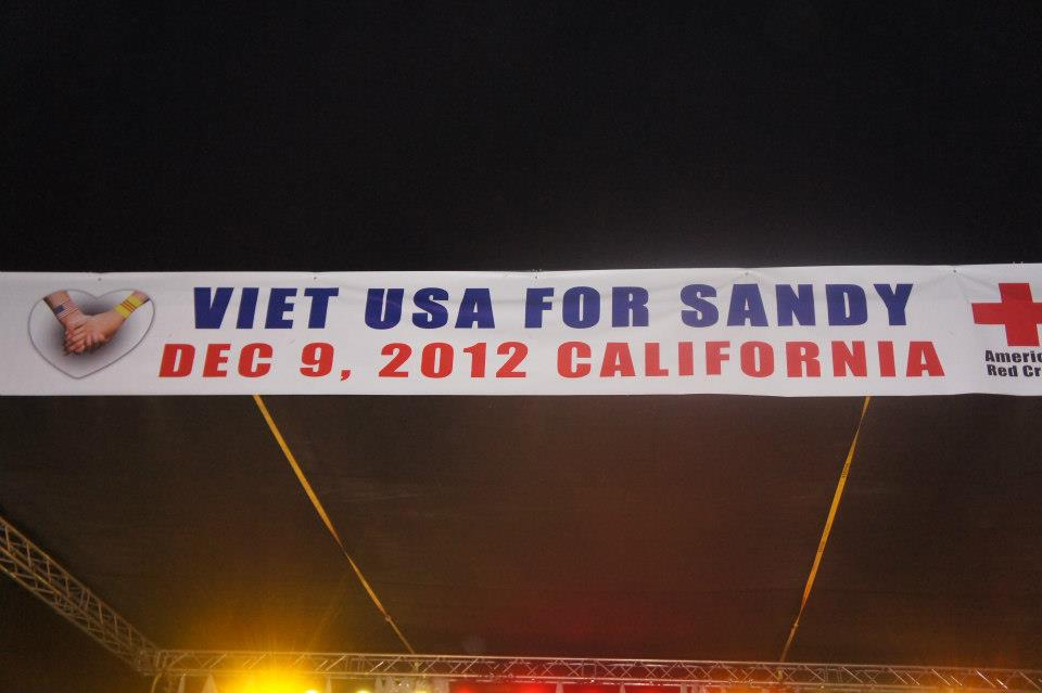 Viet USA for Sandy